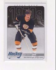 2012-13 UPPER DECK HOCKEY HEROES#HH29 BOBBY ORR