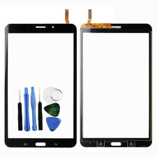 For Samsung Galaxy Tab 4 8.0 Touch Screen Digitizer Lens Black T330 T335 + Tools