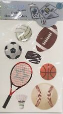 POP SHOP MOBILE ACCESSORY STICKERS (8) By IN Global ( SPORTS)