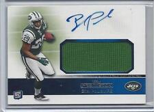 BILAL POWELL 2011 TOPPS PRECISION JETS JERSEY AUTO RC