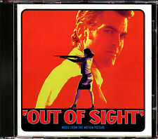 OUT OF SIGHT - B.O. DU FILM - MUSIC FROM THE MOTION PICTURE - CD ALBUM [549]