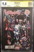 MARVEL Comics SPIDER-GWEN #1 CGC SS 9.8 Ramos SPIDER-MAN SILK VENOM CARNAGE MJ