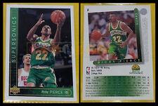 NBA UPPER DECK 1993/94 - Ricky Pierce # 8 - Supersonics - Ita/Eng - MINT