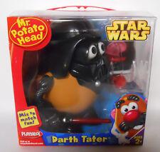 STILL SEALED! 2004 Playskool Star Wars Mr Potato Head Darth Tater