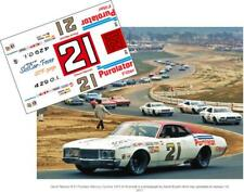CD_3091-C  #21 David Pearson 1973 Mercury Cyclone 1:25 scale DECALS