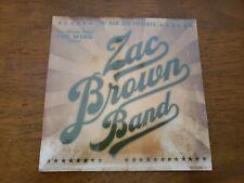 "RARE Zac Brown Band The Wind 45 7"" vinyl record brand new Ram Jam"