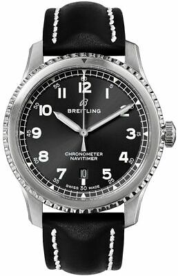 Breitling Navitimer 8 Automatic Black Dial Men's Watch 41 A1731410/BG68-493X