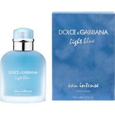 Dolce & Gabbana Light Blue Eau Intense Pour Homme Eau De Parfum Spray 100ml