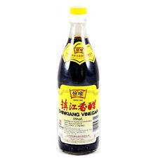 Reisessig  Hengshun Chinkiang Vinegar 550 ml schwarzer Essig