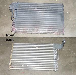 Air Conditioning Condensor/Radiator 1985/85 1986/86 Ford Mustang/Mercury Capri