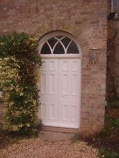 Solid Oak 6 Panel Door , No Vat!!! Exterior Hardwood Joinery Single Door Only