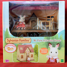 Sylvanian Families MY FIRST SYLVANIAN HOUSE Epoch Calico Critters