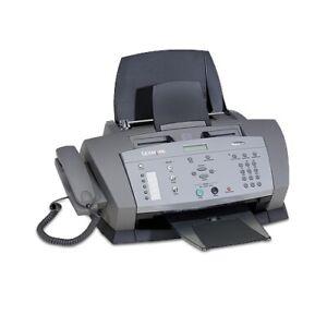 LEXMARK X4270 ALL-IN-ONE COMPUTER INKJET PRINTER SCANNER COPIER FAX MACHINE UNIT