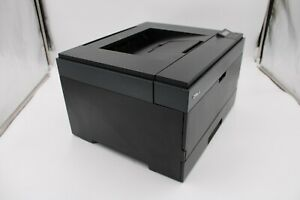 Dell 2350dn G0MCN Workgroup Monochrome Laser Printer W/ Toner TESTED