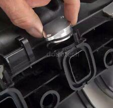 4x22mm BMW 320 E46-E90 TAPPI COLLETTORE ASPIRAZIONE FARFALLE ASPIRAZIONE