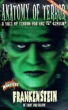 Frankenstein - Anatomy Of Terror by Larry Garmon PB new
