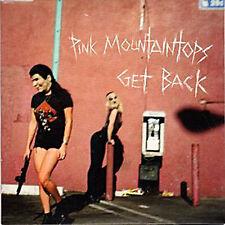 "PINK MOUNTAINTOPS GET BACK JAGJAGUWAR RECORDS LP 12"" VINYLE NEUF NEW VINYL"