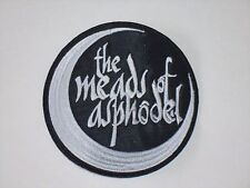 THE MEADS OF ASPHODEL EMBROIDERED PATCH