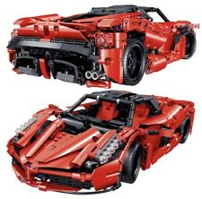 Ferrari Enzo 1580 Pieces Super Car Building Blocks Technic Series