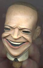 """President Eisenhower """" IKE """" Cork Bottle Stopper  - VG+"""