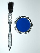 250ml MID BLUE GLOSS BRAKE CALIPER PAINT KIT high temperature with brush