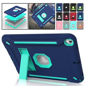 """For iPad 7th 8th Generation 10.2"""" 2020 Case Shockproof Hybrid Armor Stand Cover"""