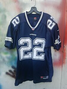Emmitt Smith Dallas Cowboys Authentic Nike Stitched Jersey 2xl