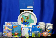 Finding Nemo Party Set # 21 Finding Nemo Party Supplies Plates Napkins