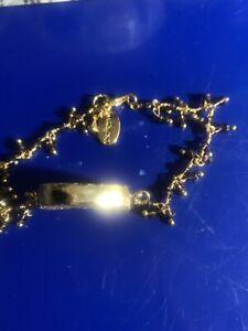 """25 24k Gold Druzy w/Amethyst, Turquoise Or Thick Gold Chain Bracelet 7""""&8"""" Mix"""