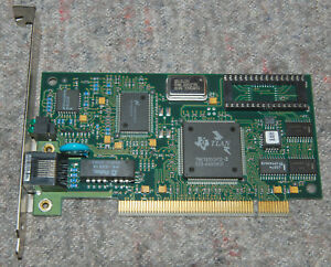 OLICOM OC-2325 770001040 10/100 RJ-45 UTP ethernet LAN PCI adapter FULL WORK