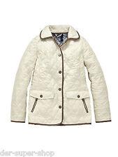 Damen Jacke Stepjacke Übergangsjacke Sommer beige Größe 46  neu