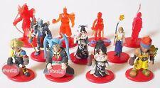 Coca Cola FF 10 Final Fantasy X Figure vol.3 [Tidus, Yuna, Lulu etc.] Lot of 11