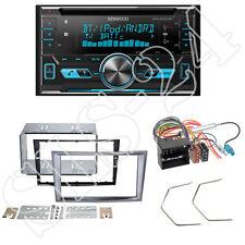 Kenwood CD MP3 USB Bluetooth 2-DIN Autoradio für Opel Antara Astra H Zafira B ch