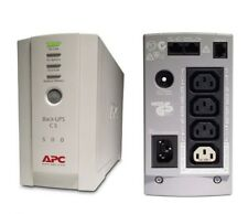APC BK500EI Back-UPS CS 500VA 300W UPS TOWER 2 YRS