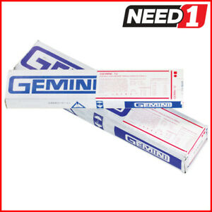 Gemini General Purpose Welding Electrodes. 2.6mm x 2kg. Rutile Type