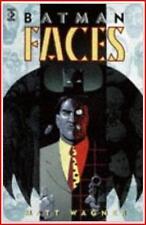 Superhero Batman Faces (Legends of the Dark Knight)