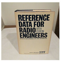 REFERENCE DATA FOR RADIO ENGINEERS, 5TH EDITION     loc closet
