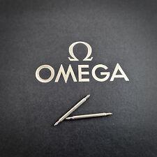Ω Omega SERVIZIO PARTI MOLLA PERNI 18mm/19M/20mm Cinturino Ricambi NOS