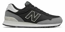 New Balance Men's 515 Shoes Black with Grey