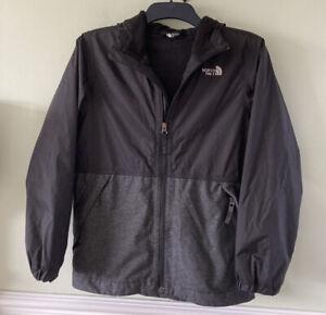 Boys North face jacket size large l