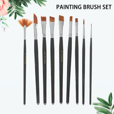 Variety Style Acrylic Art Nylon Hair Paint Brushes Watercolor Pen Oil Painting