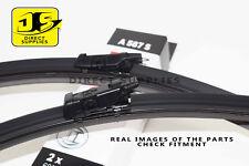 AUDI Q7 (4MB) NEW BOSCH A587S Aerotwin Front Wiper Blades Set
