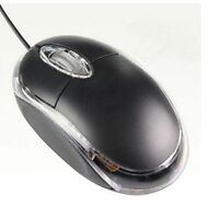 Laptop PC Game Scroll Wheel Gamer 800 DPI Game Mice Mouse Wired Optical USB