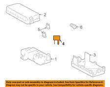 TOYOTA OEM Blower Motor-Relay 909870400283