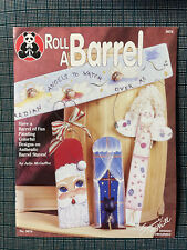 Roll a Barrel Decorative Painting Book Tole Folk Art #3076 Suzanne McNeill