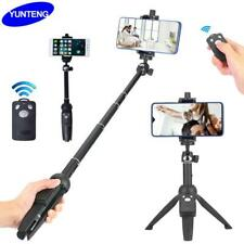 YunTeng YT-9928 3in1 Selfie Stick Tripod With Bluetooth Remote Shutter For Phone