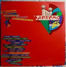 SANREMO 85 - ARTISTI VARI - VINILE LP DOPPIO