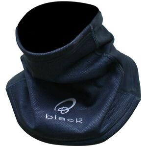 Black 5006 Windproof Motorcycle Motorbike Helmet Thermal Scarf Neck Tube Warmer