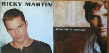 "RICKY MARTIN-""SOUND LOADED""+""SELF TITLED""-Latin-Cubano-2 ORIGINAL NEW CD's"