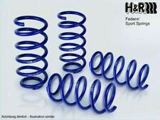 H&R Tieferlegungsfedern passend für Honda Accord IV 2WD 1989-1998 VA40/HA40mm